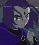 Raven in Teen Titans