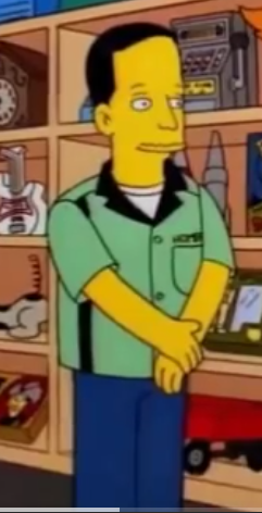 John (The Simpsons)