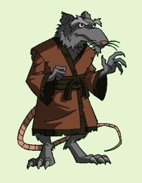 Master Splinter (TMNT 2003)