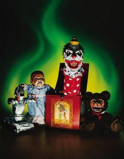 Demonic Toys