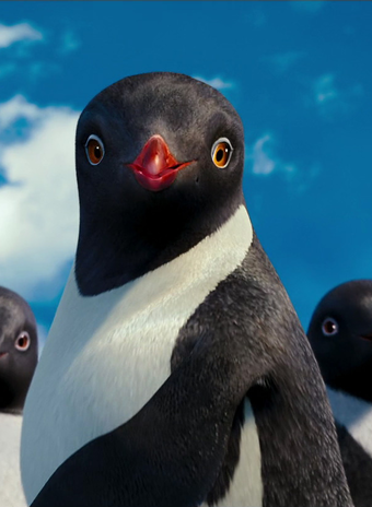 Carmen (Happy Feet)