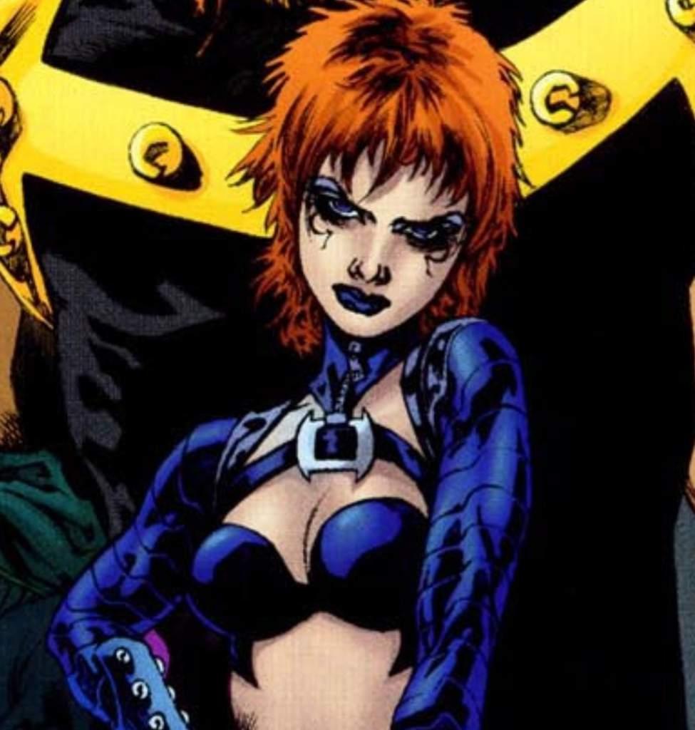Shimmer (Teen Titans)