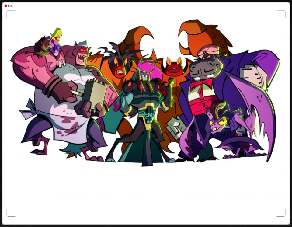 Evil League of Mutants