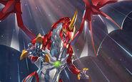Diamond Dragonoid Ultra Pyrus BakuLog
