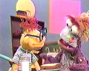Muppet time anything song