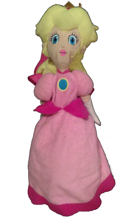 Princess Peach (SuperMario PlushKids)
