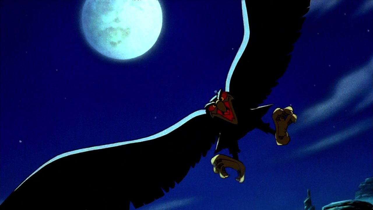 Hawk (Fievel Goes West)
