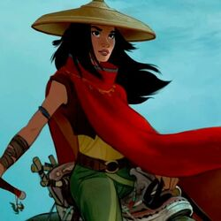 Raya (Raya and the Last Dragon)