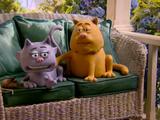 Cats (Creature Comforts)