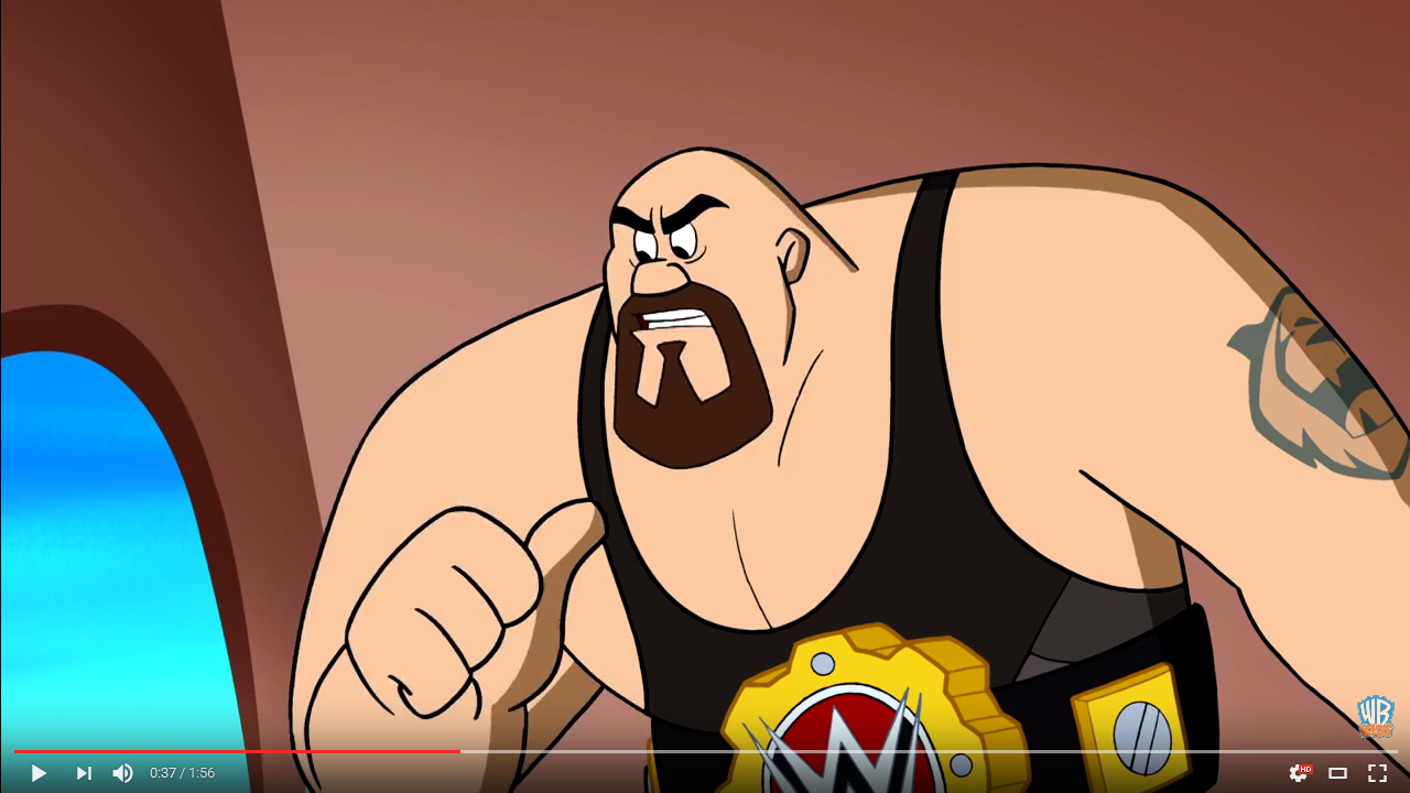 Big Show (The Jetsons & WWE: Robo-WrestleMania!)