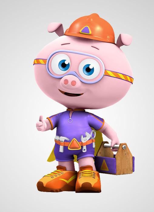 Pig (Super Why)