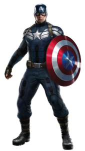 Marvel Cinematic Universe - Captain America 76