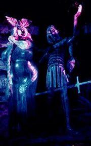 Karl and Agnetha