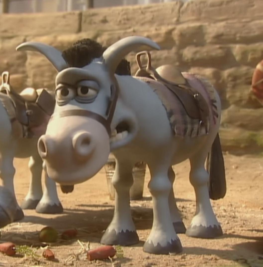 Donkeys (Creature Comforts)