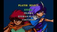 305 Efera & Jiliora Emblem From Darkness Movie mode PC Engine CD, HD 60fps