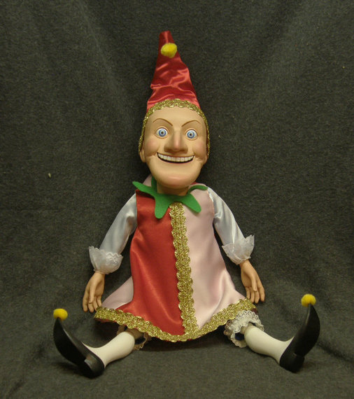 Mr. Punch (Dolls)