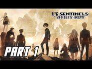 13 Sentinels- Aegis Rim - Gameplay Walkthrough Part 1 (English, No Commentary, PS4 PRO)