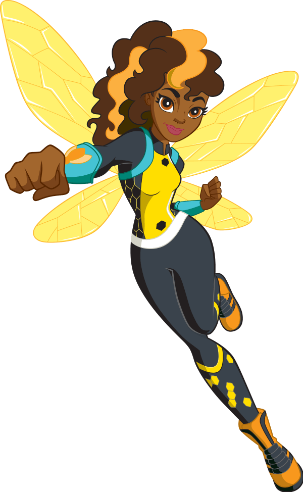 Bumbleebee (DC Super Hero Girls)