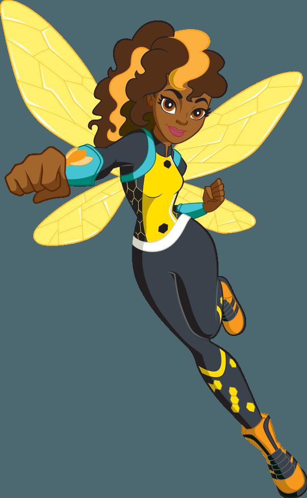 Bumbleebee (DC Super Hero Girls)