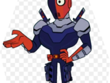 Slade (Teen Titans Go! to the Movies)