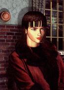Anna Williams retro coat