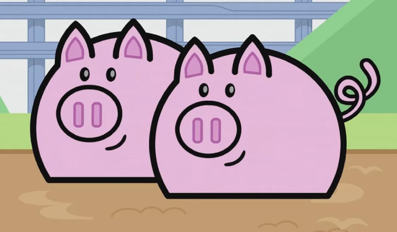 Pigs (Wow Wow Wubbzy)