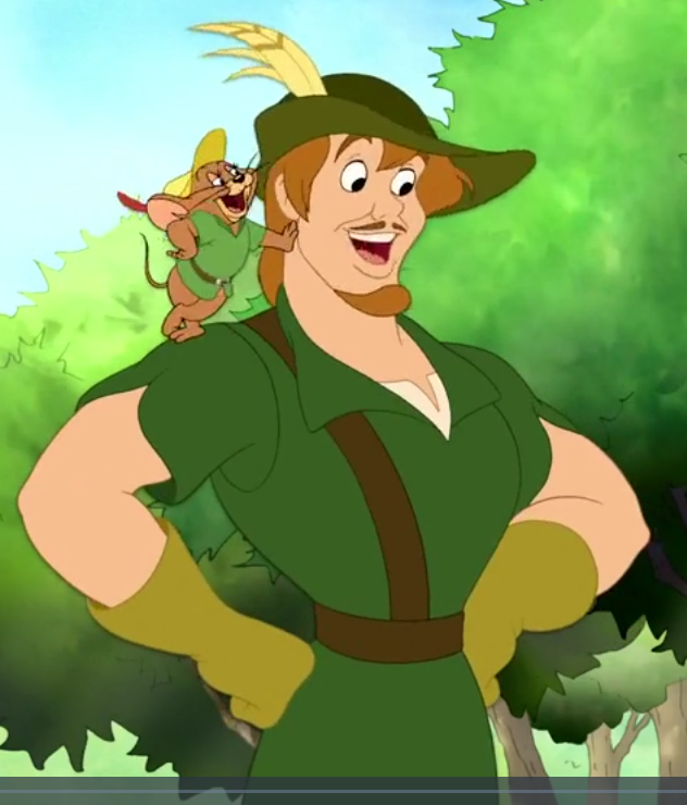Robin Hood (Tom and Jerry)