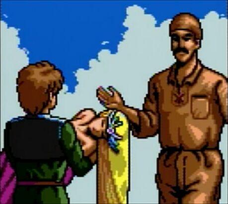 Follett got Alan to return Fetishia for La Valeur Turbo Grafx CD (PC Engine CD-ROM2) Ver