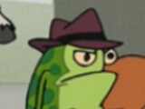 Frog Agent (Phineas and Ferb)