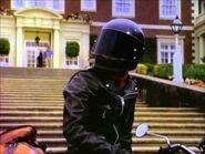 Kelly biker