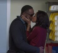 Galvin and Summer - kiss - 1x05
