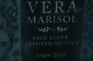 3x3 Marisol's new grave