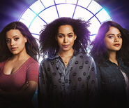 Charmed Sisters - CW