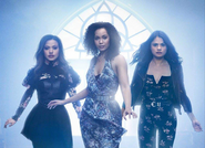 The Charmed Ones Promotional Shoot