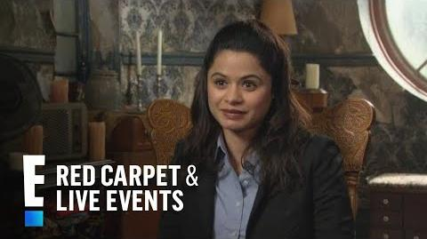 """""""Charmed"""" Cast Can't Wait for Their Halloween Episode E! Red Carpet & Live Events"""