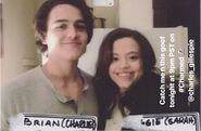 1x01 Charlie and Sarah