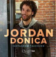 Jordan Donica Instagram Takeover