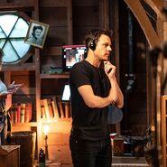 Rupert Evans directing 4