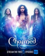 Charmed Poster CW