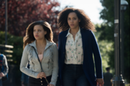 Charmed 1x02 Macy and Maggie Promotional Photo
