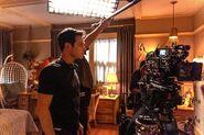 Rupert Evans directing 3