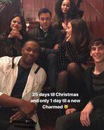 Jingle Hell (Behind the Scenes) (2)