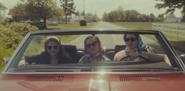 3x18 The sisters' road trip (Macy's dreamworld)
