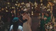 3x18 Macy and Harry's wedding (Macy's dreamworld)