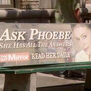 Ask Phoebe Bench
