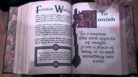 Charmed Book of Shadows pages by Brent (Pt