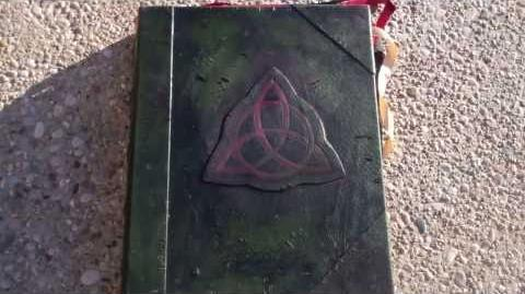 Charmed Book of Shadows Replica by Brent (Part 1)