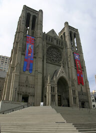 SanFranGrace CathedralNobHill