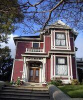 Halliwell Manor 2006