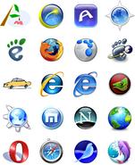 Browsers-logos